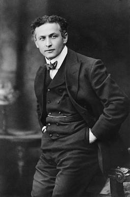 Houdini Photograph - Harry Houdini 1874-1926, American by Everett