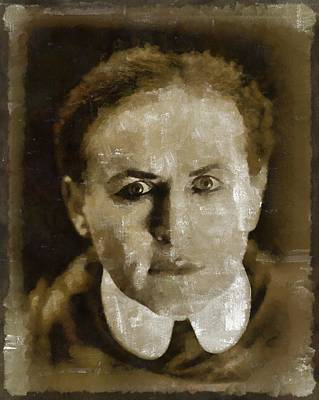 Fantasy Royalty-Free and Rights-Managed Images - Harry Houdini by Esoterica Art Agency