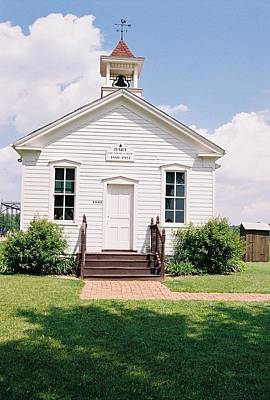 Hart One Room School House Original