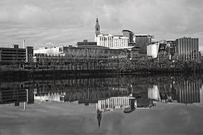 Photograph - Hartford Reflections by Karol Livote