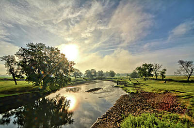Photograph - Hartgrave by Bonfire Photography