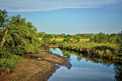 Photograph - Hartgrave Reflections by Bonfire Photography