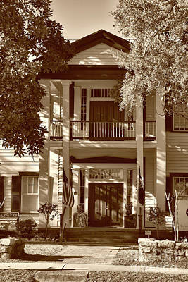 Hartley Photograph - Hartley House, Sc by Skip Willits