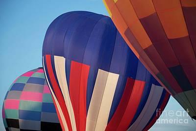 Photograph - Harvard Balloon Fest 12 by David Bearden