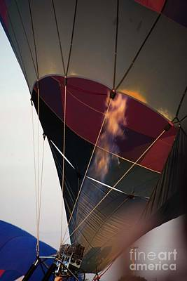 Photograph - Harvard Balloon Fest 15 by David Bearden