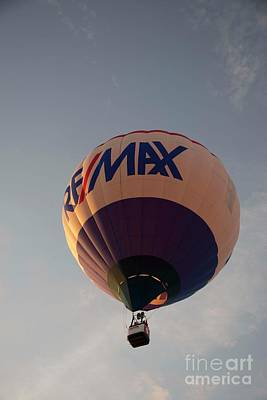Photograph - Harvard Balloon Fest 16 by David Bearden