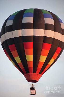 Photograph - Harvard Balloon Fest 3 by David Bearden