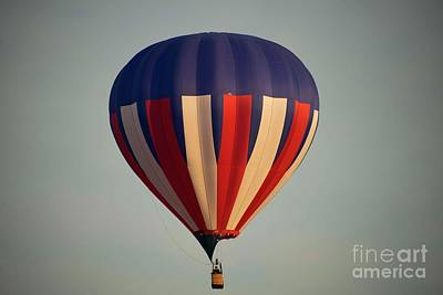 Photograph - Harvard Balloon Fest 6 by David Bearden