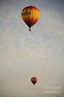 Photograph - Harvard Balloon Fest 8 by David Bearden