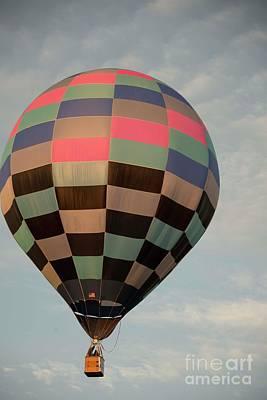 Photograph - Harvard Balloon Fest 9 by David Bearden