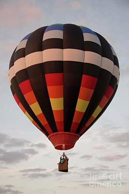 Photograph - Harvard Balloon Fest by David Bearden