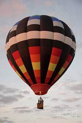 Photograph - Harvard Balloon Fest by David Bearden