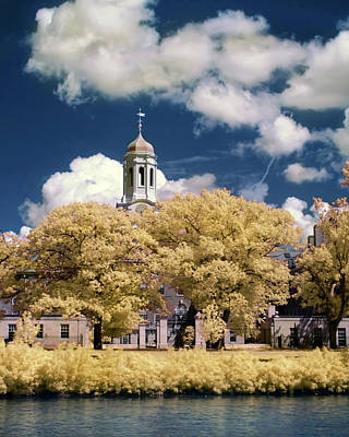 Photograph - Harvard University Dunster House by Joann Vitali