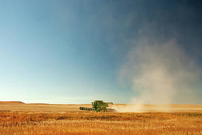 Photograph - Harvest Cloud by Todd Klassy