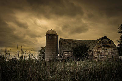 Photograph - Harvest Farm by Melinda Martin