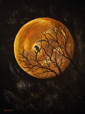 Harvest Moon Original by Dale Carr
