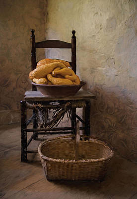 Photograph - Harvest by Robin-Lee Vieira