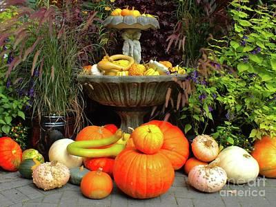 Photograph - Harvest Splendor by Heike Ward