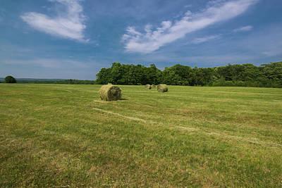 Photograph - Harvest Time by Robert McKay Jones