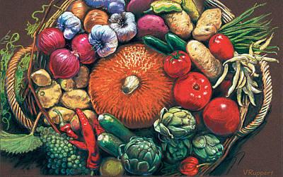 Harvest Original by Valer Ian