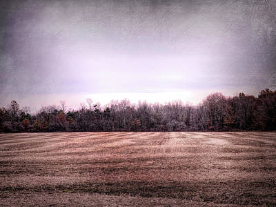 Photograph - Harvested by Leslie Montgomery
