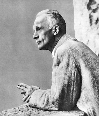 Harvey Cushing, American Neurosurgeon Art Print by
