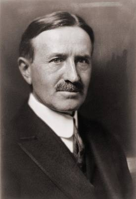 Harvey Firestone 1868-1938, Founded Print by Everett