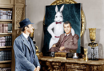 Harvey, James Stewart, 1950 Art Print