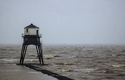 Essex Wall Art - Photograph - Harwich Low Lighthouse by Martin Newman