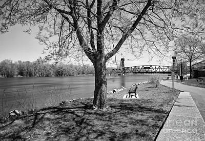 Photograph - Hastings Levee Park by Jimmy Ostgard