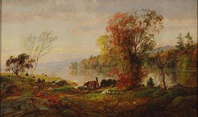 Hastings On The Hudson Art Print