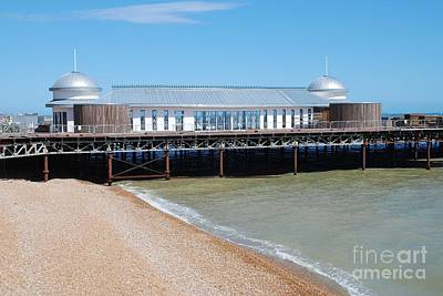 Photograph - Hastings Pier Pavilion by David Fowler