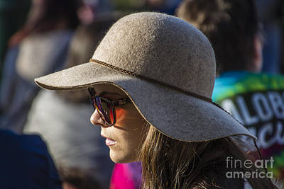 Photograph - Hat And Shades by Joann Long