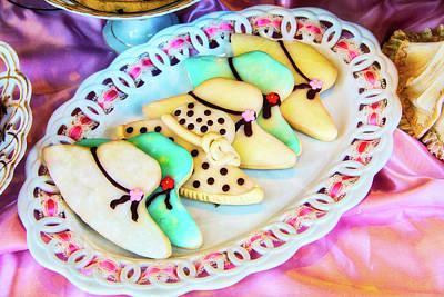Hat Cookies Art Print