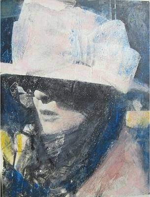 Painting - Hat In Summer by Denice Palanuk Wilson
