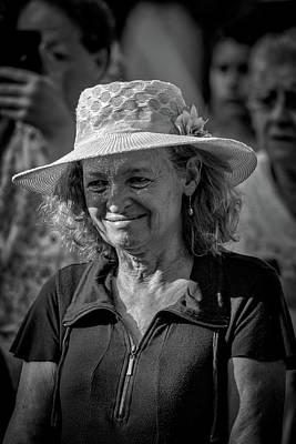 Photograph - Hat Shade by John Haldane