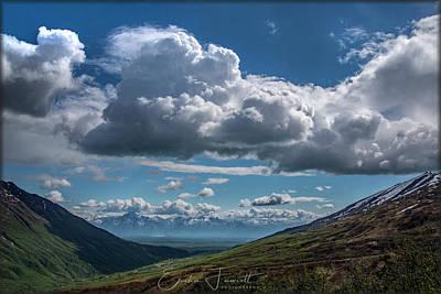 Photograph - Hatcher Pass by Erika Fawcett