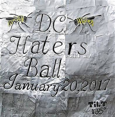 Drawing - Haters by William Tilton