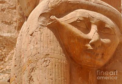 Hathor Photograph - Hathor by Stevyn Llewellyn