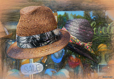 Jewelry - Hats For Sale by Ken Morris