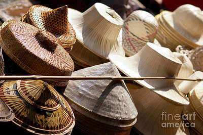 Hats For Sale Art Print by Ray Laskowitz - Printscapes