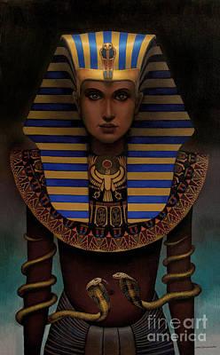 Hatshepsut Original by Jane Whiting Chrzanoska