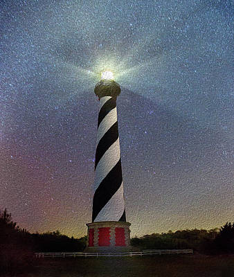 Photograph - Hatteras by Art Cole