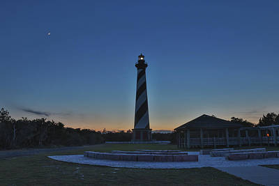 Photograph - Hatteras Lighthouse by Jimmy McDonald