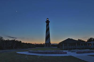 Photograph - Hatteras Lighthouse by Jimmy McDonald