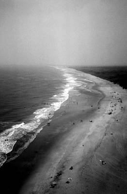Photograph - Hatteras Point View From Cape Hatteras Lighthouse by Evelyn Odango