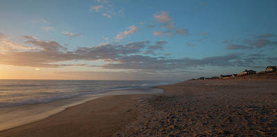 Photograph - Hatteras Sunrise by Jack Nevitt