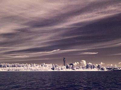 Photograph - Haukipudas Infrared by Jouko Lehto