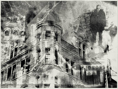 Photograph - Haunted By The Past by Susan Stone