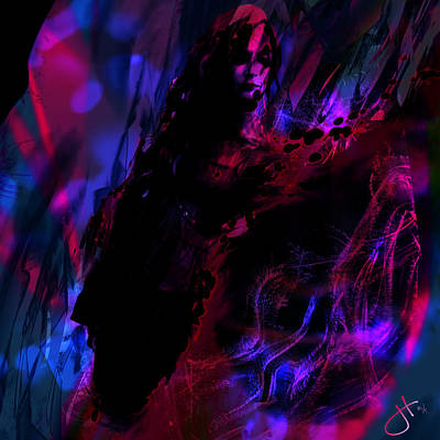 Digital Art - Haunted by Jason Hanson